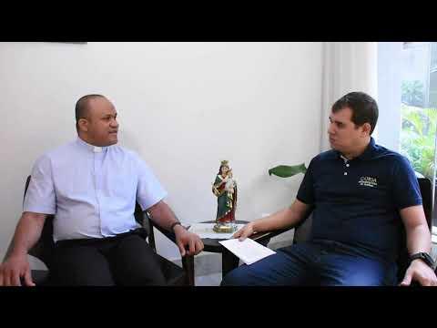 Pe. Carlos fala sobre posse na Catedral de Goiânia