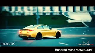 BMW M4 Crazy drifting! Moscow City(Ka-Re-Половина моя)