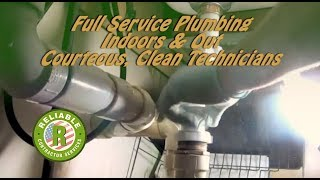 Plumber Northeast Ohio:  Reliable Contractor Services