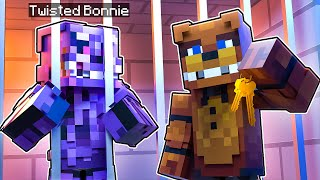 Twisted Bonnie's Worst Nightmare FNAF | Minecraft Five Nights at Freddy's Roleplay