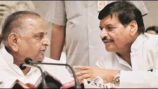 Live Mulayam Singh Meets Shivpal Asked What We Will Do Now