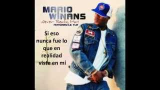 Never Really Was - Mario Winans (Subtitulada en Español)
