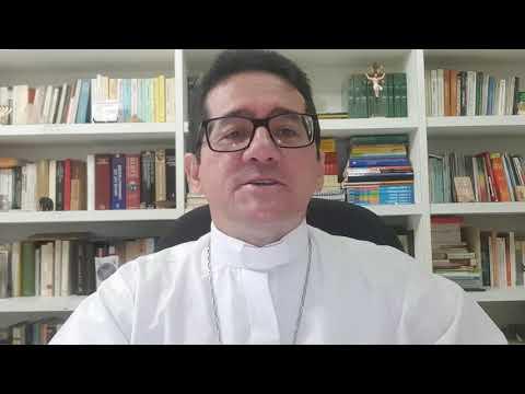 Dom Paulo Jackson- O Evangelho do dia 12/04/20