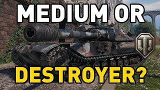 World of Tanks || Medium or Tank Destroyer?