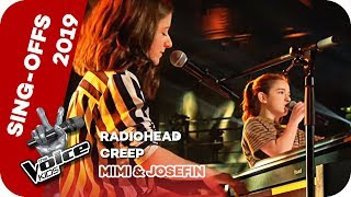 Radiohead   Creep (Mimi & Josefin) | Sing Offs | The Voice Kids 2019  | SAT.1
