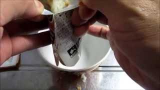 簡単携帯おにぎりアルファ米尾西食品