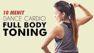 Senam Dance Cardio 10 Menit Menurunkan Berat Badan | Dance Cardio Workout by SKWAD Fitness