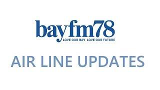 航空情報bayfmAIRLINEUPDATESラジオ