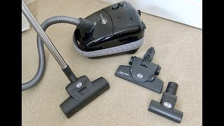 Sebo Airbelt E1 Pet Vacuum Cleaner Unboxing & First Look