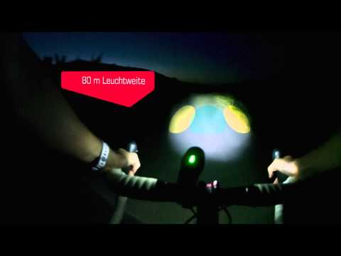 SIGMA SPORT // StVZO-Beleuchtung 2014/15 // SPEEDSTER + HIRO