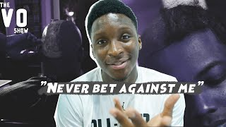 Victor Oladipo   THE VO SHOW Episode 3 Man Weaves