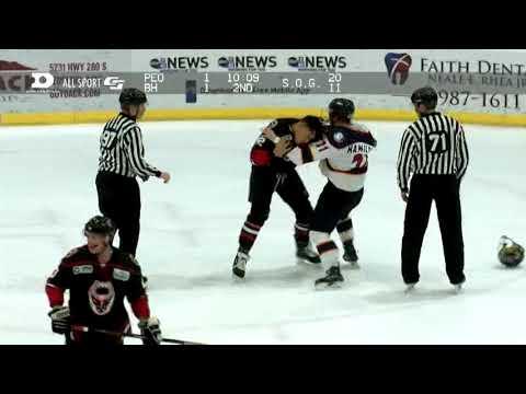 Russell Jordan vs. Jake Hamilton