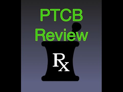 PTCB Review - YouTube