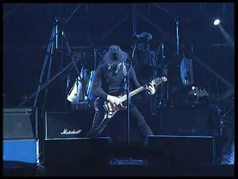 Intoxicados video Inédito en vivo - All Boys 2006 - Buenos Aires