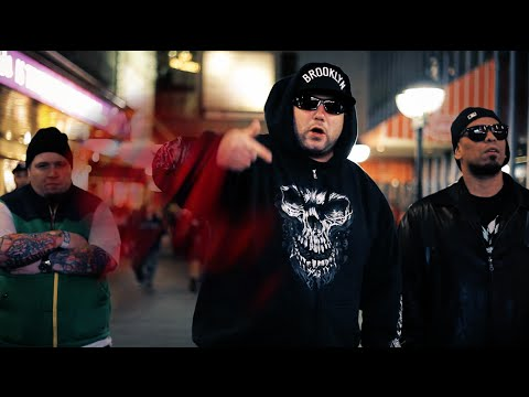 "NECRO - ""TAKE HIPHOP BACK"" ft. VINNIE PAZ & IMMORTAL TECHNIQUE (OFFICIAL VIDEO) Underground Hip Hop"