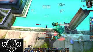 DM East MAGE SOLO Farming Part 2 First BOSS, Lashers & Satyrs Classic WoW
