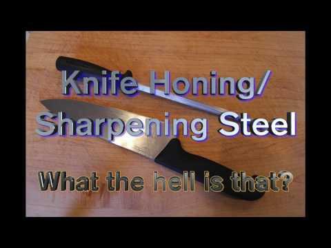 Knife Honing/Sharpening Steel