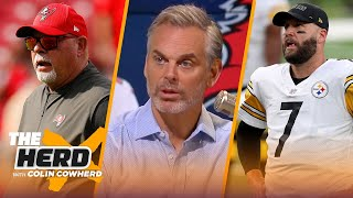 Steelers are the Mike Tyson of NFL, Arians should be careful criticizing Brady — Colin   THE HERD