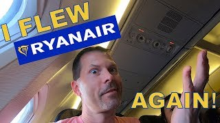 RYANAIR Athens to Santorini and Back + Tips to avoid RYANAIR fees