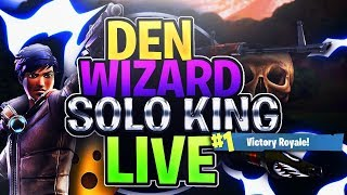 New Emotes - 220+ Wins - 4700+ Kills - Solo King Fortnite Battle Royale!!!