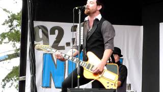 """David Cook """"I Did It For You"""" Six Flags NJ 6/25/11"""