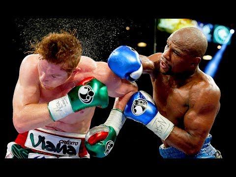 Floyd Mayweather vs. Canelo Alvarez / Флойд Мейвезер - Канело Альварес. HD