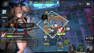 Blue Poison  - (Arknights) - Arknights Global-anni3-Auto 100% viable feat. Angelina, Blue Poison