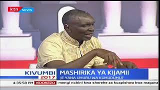 Mahojiano : Mashirika yasiyo ya serikali yateta sehemu ya kwanza