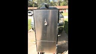 lone star grillz mini insulated cabinet smoker - मुफ्त