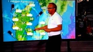 [dansk/danish] DR1: Vejrmand Bliver Forstyrret Af En