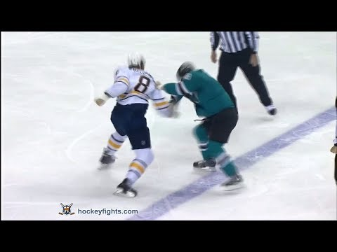 Mike Brown vs. Cody McCormick