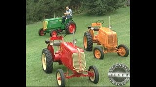See Why These 3 Oliver 60 Tractors Are Each Painted A Different Color - Classic Tractor Fever
