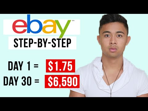 eBay Dropshipping Tutorial For Beginners (In 2021)
