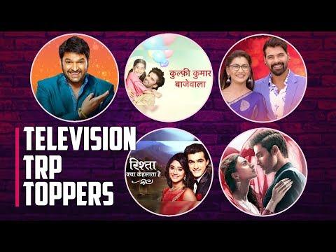 Kundali Bhagya, Super Dancer 3, Kapil Sharma Show And More | Television TRP Toppers