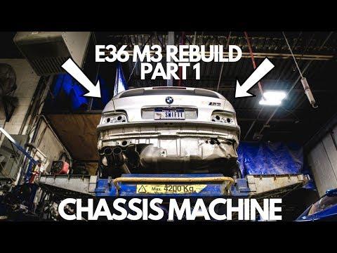 Rebuilding an E36 M3! (Ep.1)
