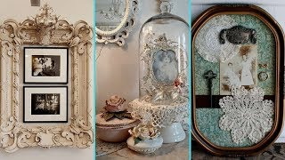 ❤ DIY Rustic Shabby Chic Style Photo Display Ideas❤ | Home Decor & Interior Design| Flamingo Mango|