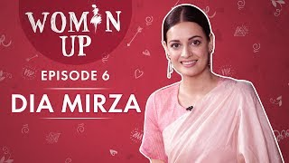 Dia Mirza On Rejections, Social Taboos, Her Separation & Parents Divorce | Woman Up