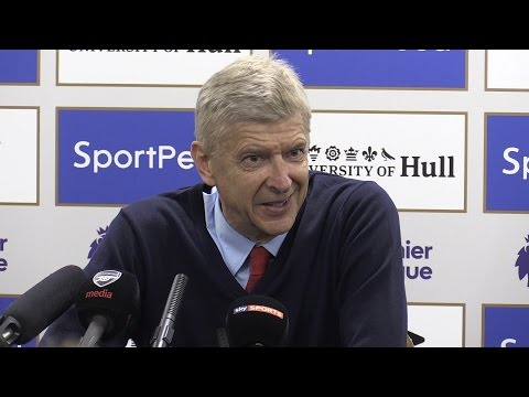 Download Hull City 1-4 Arsenal - Arsene Wenger Full Post Match Press Conference HD Mp4 3GP Video and MP3