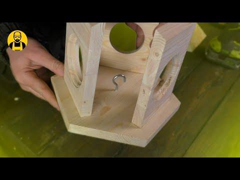 Эксклюзивная идея из мебельного щита! Такие вещи нужно делать своими руками!