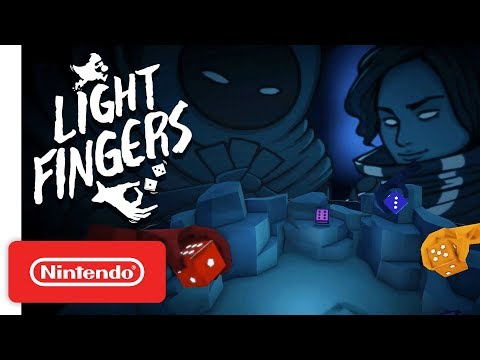 Light Fingers - Announcement Trailer - Nintendo Switch thumbnail