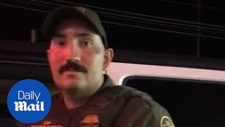 Border patrol stop American women for speaking Spanish
