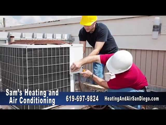 SAM'S Heating and Air Conditioning, Inc. - San Diego, CA