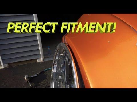Widebody veloster custom wheels reveal!