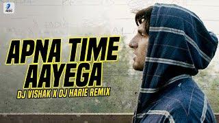 Apna Time Aayega (Remix)   DJ Vishak X DJ Harie   Gully Boy   Ranveer Singh   Alia Bhatt   DIVINE