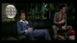 Stephen Lynch - The Ballad of Scarface (with Scarface Footage)