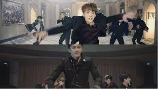 NCT U & BTS - 'BOSS X Blood Sweat & Tears (피 땀 눈물)' (MASHUP)