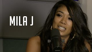 Mila J and Jhene Aiko are sisters?