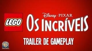 LEGO Os Incríveis - Trailer de Gameplay Família Pêra