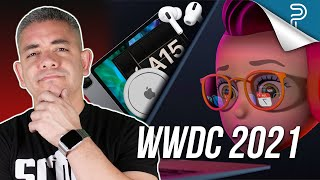 WWDC 2021: What's Apple Trying to Tell Us?