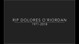 No Need To Argue | Tribute to Dolores O'Riordan